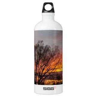 A Wyoming Sunrise SIGG Traveller 1.0L Water Bottle
