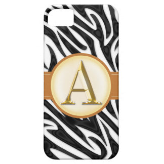 A Zebra Stripes iPhone 5 Cover