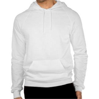 aaa EXPERT ALPHABET  SPARKLE COLORFUL JEWELS Hooded Sweatshirt