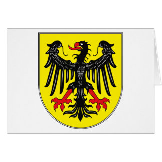 Aachen Coat of Arms Greeting Card