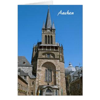 Aachen Greeting Card