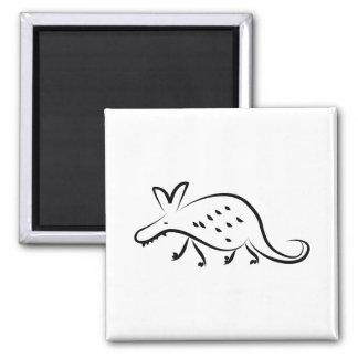 Aardvark Magnet