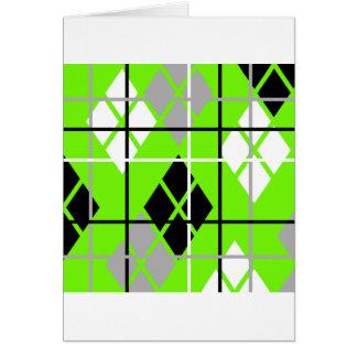 Aargh Argyle Card