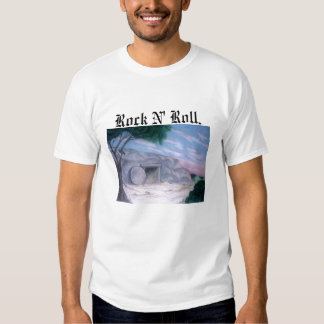 aas, Rock N' Roll. Shirts
