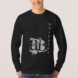 AB, AMERICAN, BOARDERS T-Shirt