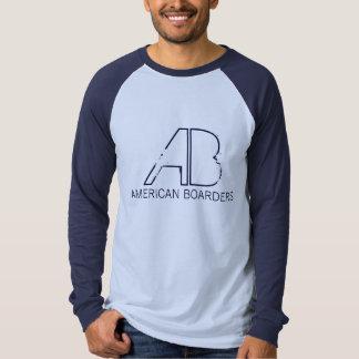AB, AMERICAN BOARDERS TSHIRTS