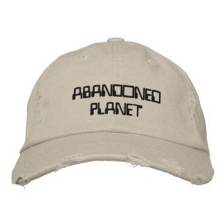 ABANDONED PLANET BASEBALL CAP