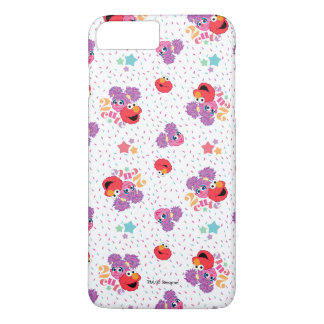 Abby And Elmo 2 Cute Pattern iPhone 7 Plus Case