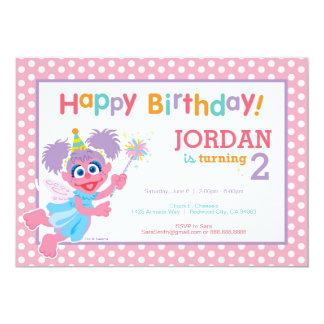 Abby Birthday Card
