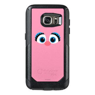 Abby Cadabby Big Face OtterBox Samsung Galaxy S7 Case