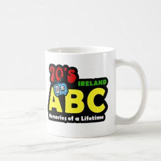 ABC 70s Ireland Radio Coffee Mug