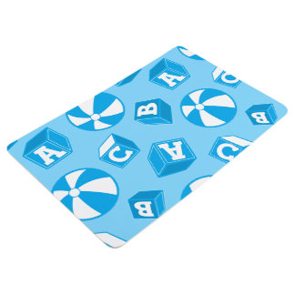 ABC blocks and balls Floor Mat