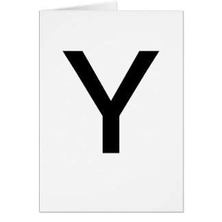 ABC Cards Y for Learning ABCs CricketDiane Stuff