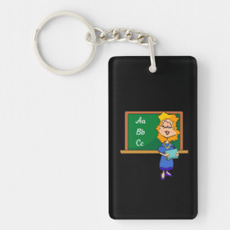 ABC KEY RING