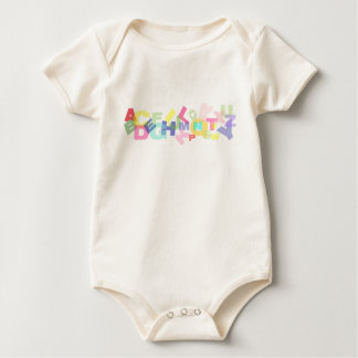 ABC's Baby Bodysuit