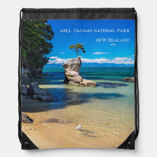 Abel Tasman National Park, New Zealand bag