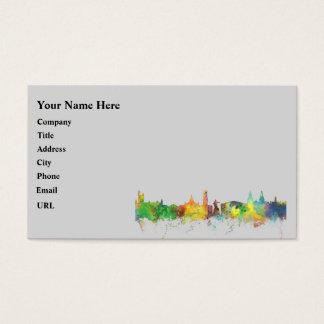 ABERDEEN SKYLINE BUSINESS CARD