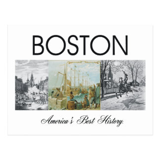 ABH Boston Postcard