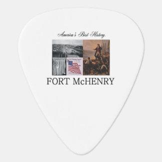 ABH Fort McHenry Plectrum