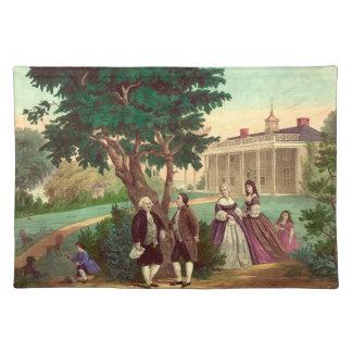 ABH George Washington Placemat