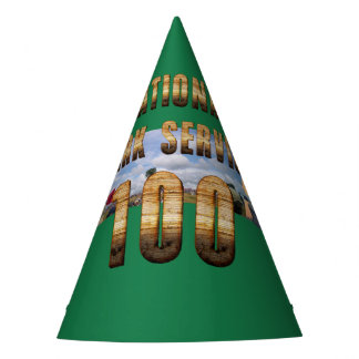 ABH National Parks 100 Party Hat