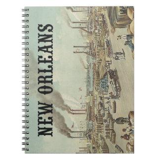 ABH New Orleans Spiral Notebook
