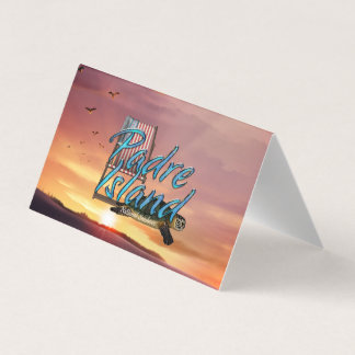 ABH Padre Island Business Card