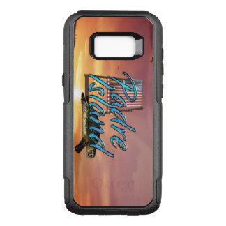 ABH Padre Island OtterBox Commuter Samsung Galaxy S8+ Case