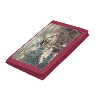 ABH Pea Ridge Tri-fold Wallet