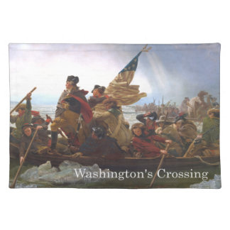 ABH Washington's Crossing Placemat