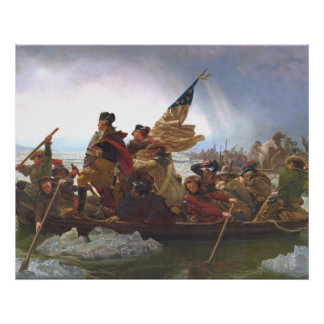 ABH Washington's Crossing Poster