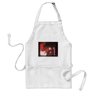 Abigail's Abstract Artwork Apron
