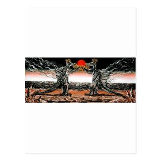 Abiogenic Memetics - Custom Print! Postcard