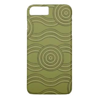 Aboriginal art bush iPhone 8 plus/7 plus case