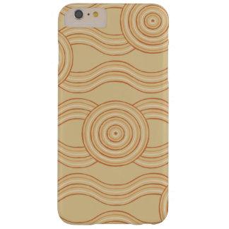 Aboriginal art sandstone barely there iPhone 6 plus case