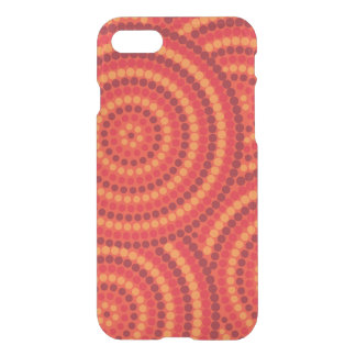 Aboriginal dot painting iPhone 8/7 case