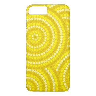 Aboriginal dot painting iPhone 8 plus/7 plus case