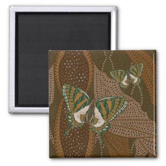 Aboriginal Swallowtail Magnet