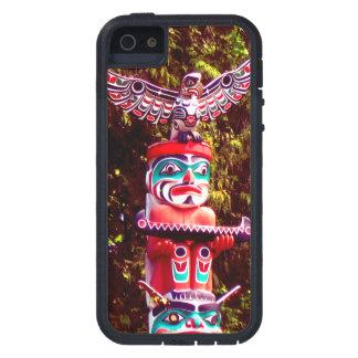 Aboriginal Totem Xtreme iPhone 5 Case