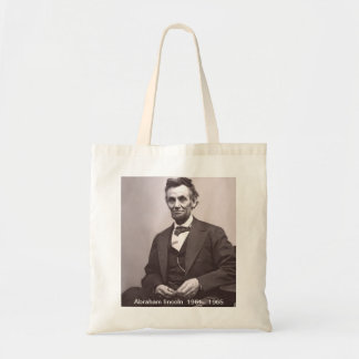 Abraham lincoln  Bag