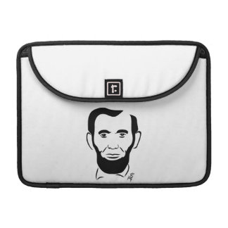 Abraham Lincoln MacBook Pro Case Sleeves For MacBook Pro