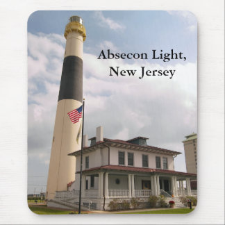 Absecon Lighthouse, New Jersey Mousepad