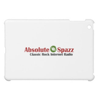 Absolute Spazz Merchandise Cover For The iPad Mini