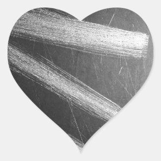 Abstar Heart Sticker