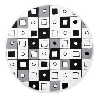 Abstract #2 Ceramic Knob