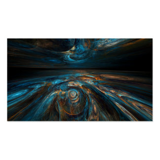 Abstract 33 business card