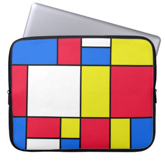 Abstract #402 laptop sleeve