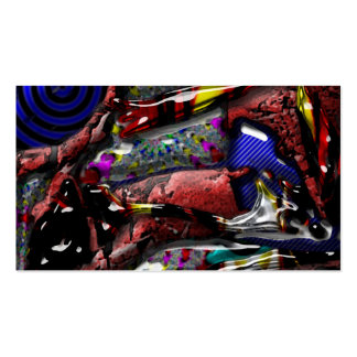 Abstract 46 business cards