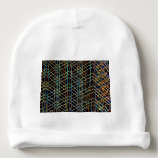Abstract Architecture Baby Beanie