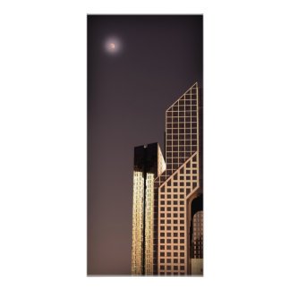 Abstract architecture photo print